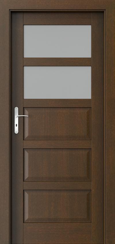 Drzwi wewnątrzlokalowe Toledo przeszklone